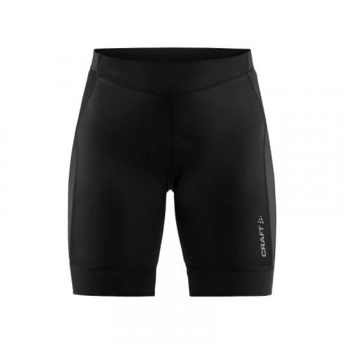 CRAFT SHORTY DAMSKIE RISE SHORTS, BLK, M
