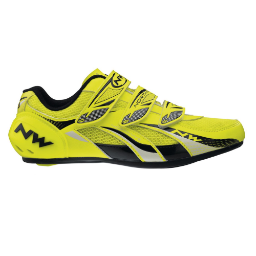 BUTY NORTHWAVE FIGHTER YELLOW/BLACK 43