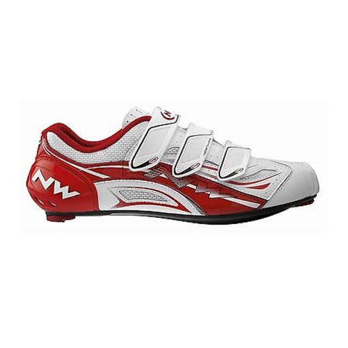 BUTY NORTHWAVE TYPHOON EVO WHITE/RED 42