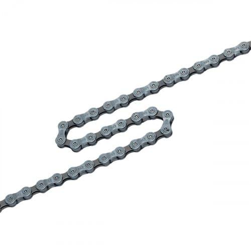 ŁAŃCUCH SHIMANO 9 RZĘDÓW, 114 OGNIW, CN-HG53 + PIN