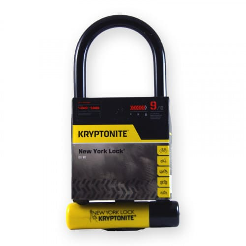 U-LOCK KRYPTONITE NEW YORK LS/MC