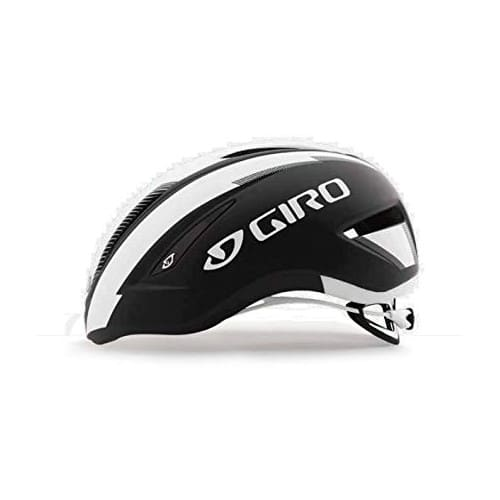 KASK ROWEROWY GIRO AIR ATTACK MAT BL/WH, M