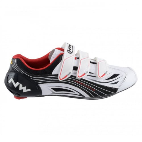 BUTY NORTHWAVE TYPHOON EVO WHITE/BLACK