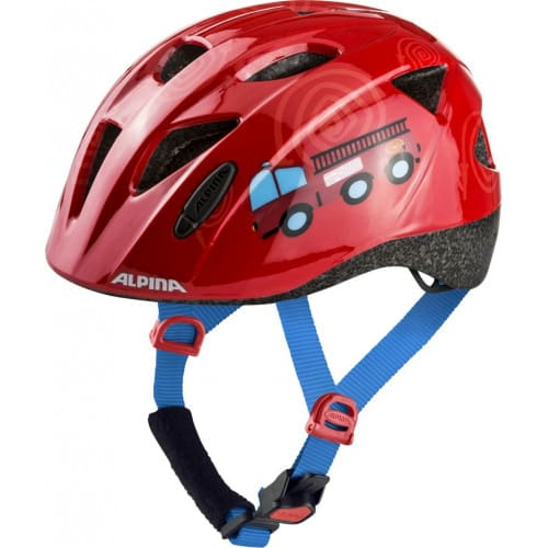 KASK ROWEROWY ALPINA XIMO FIREFIGHTER 49-54 CM