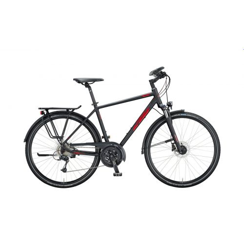 ROWER KTM LIFE SPACE, BLACK/COTTO GLOSSY,