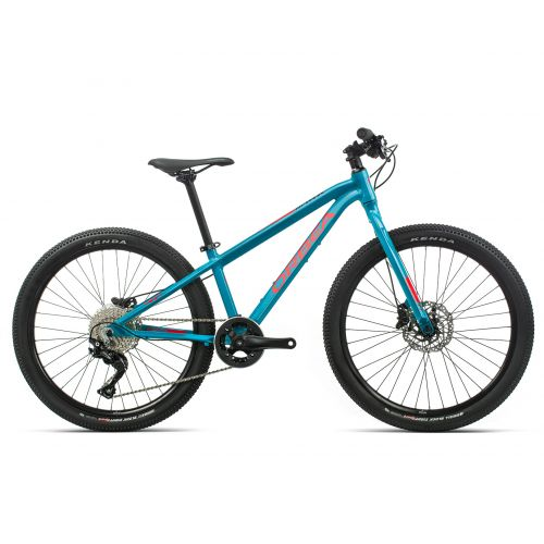 ROWER JR ORBEA MX 24 TEAM DISC, BLUE/RED