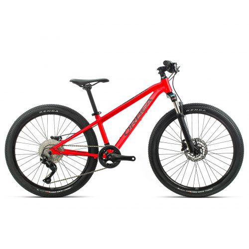 ROWER JR ORBEA MX 24 TRAIL, RED/BLACK