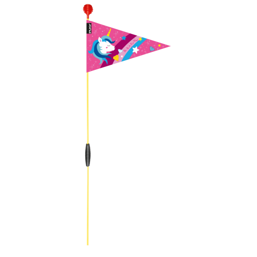 PUKY SW3 FLAGA SAFETY DO ROWERKA,