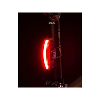 LAMPKA TYLNA SPANNINGA ARCO XB, 30 L, CZARNA