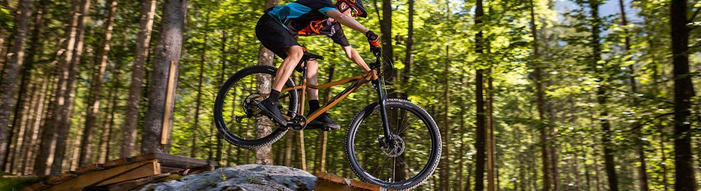 Rowery MTB hardtail damskie i męskie - sprzedaż rowerów górskich