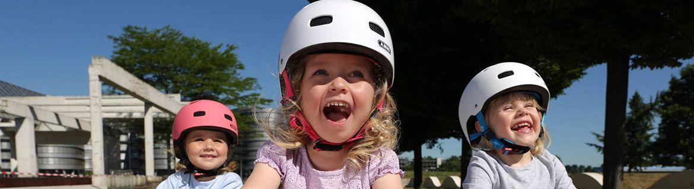 Kaski rowerowe dla dzieci i młodzieży – sprzedaż wysyłkowa