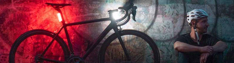 Oświetlenie rowerowe: przednie i tylne – sprzedaż lampek