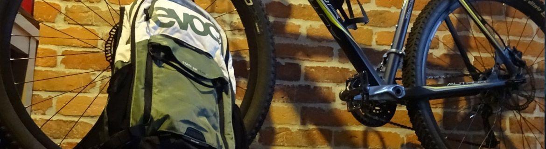 Plecaki rowerowe i ochraniacze na plecy – sprzedaż online