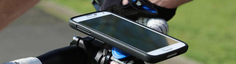 Uchwyty rowerowe na telefon, iPAD, mapniki – sprzedaż online