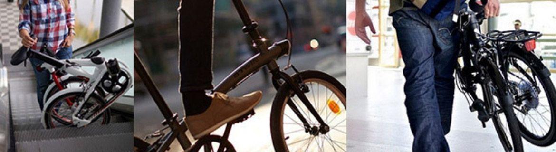 Rowery składane  klasyczne i elektryczne | Rowery składane Romet