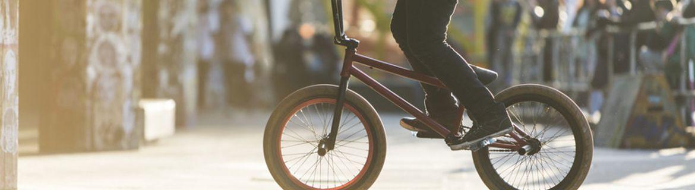 Rowery BMX - do nauki akrobacji i jazdy po torze ziemnym