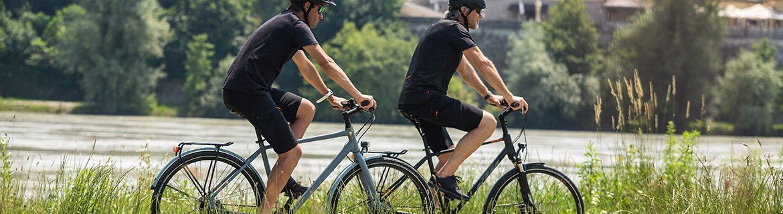 Rowery trekkingowe damskie oraz rowery trekkingowe męskie