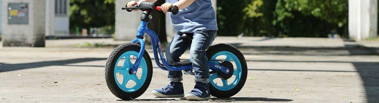 Rowerki biegowe dla najmłodszych - bezpieczne i solidne