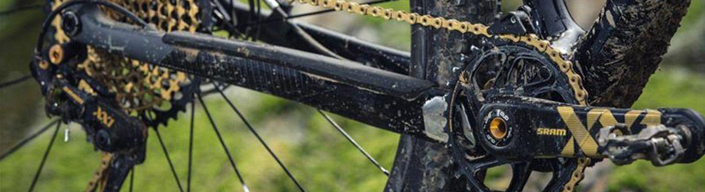Części napędowe do rowerów: spinki, przerzutki, kasety – oferta