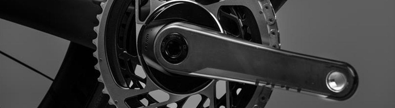 Mechanizmy korbowe: korby i osie – sprzedaż części SHIMANO