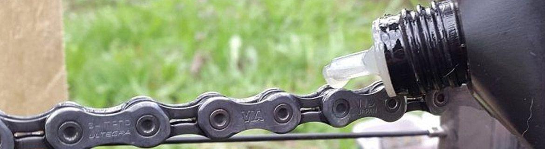 Smary rowerowe do łańcucha: litowe i tytanowe – sklep online