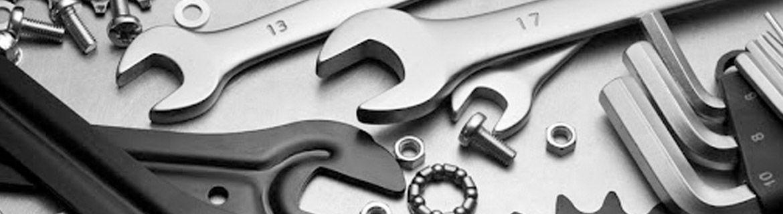 Narzędzia rowerowe: łyżki, klucze, śruby – sklep internetowy
