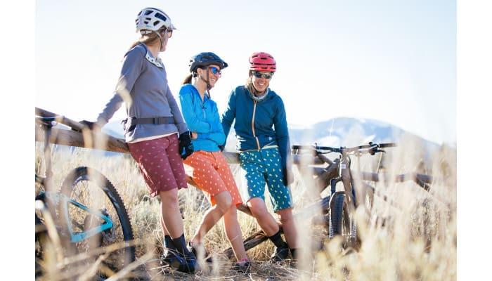 Stylowa odziez rowerowa