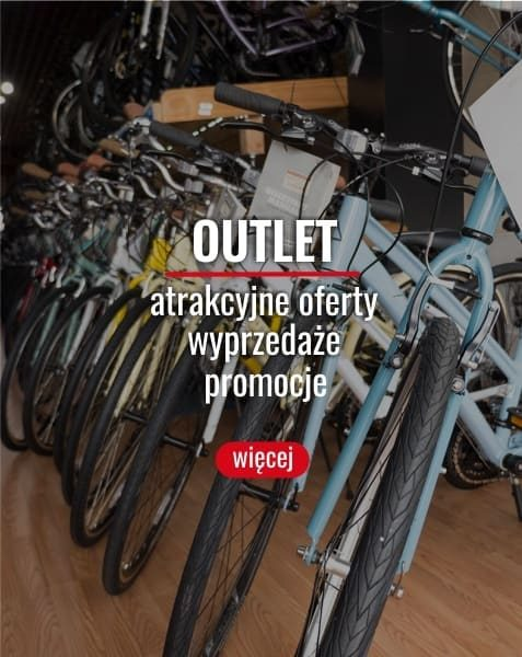 outlet rowerowy